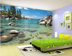 großhandel hd see stein kinder schlafzimmer hintergrund wandbild 3d wallpaper 3d tapeten für tv hintergrund yiwuwallpaper 5 06 auf