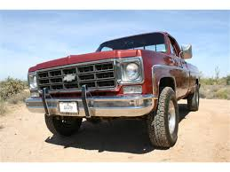 100 1978 Chevy Truck For Sale K10 PU For ClassicCarscom CC876701