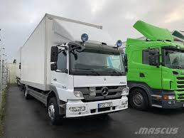 100 Mercedes Benz Truck 2013 Used Atego 1624 Box Trucks Year Price US