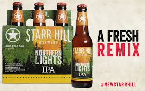 Starr Hill Brewery Enhances Northern Lights IPA