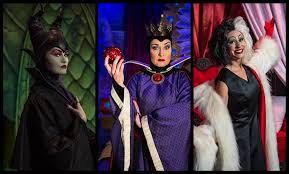 Halloween Town 3 Characters by Enjoy Special Character Experiences And Photo Opportunities During