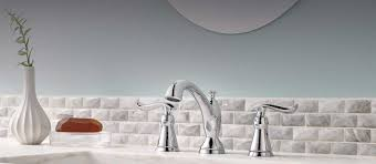 Delta Linden Widespread Bathroom Faucet by Linden Bathroom Collection Delta Faucet