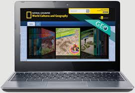 Pearson Exam Copy Bookshelf by National Geographic Learning Social Studies World Cultures And