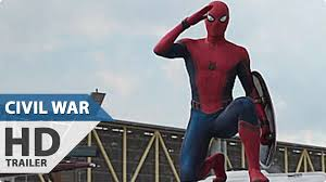 Captain America 3 Civil War NEW Spider Man Trailer Spots 2016 Marvel Superhero Movie HD