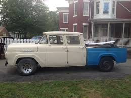 1960 Ford F250 Crew Cab. Gonna Make Her A Long Bed, Raise The Bed ... How To Get Perfect Panel Gaps Doors Fenders Hood Car Resto Brothers Trucks Replacement Body Panels Dead On Arrival Custom Built Allwood Ford Pickup Truck Flashback F10039s New Arrivals Of Whole Trucksparts Or 1952 Jmc Autoworx 1935 1968 F100 Hot Rod Network The Classic Buyers Guide Drive 1955 Rest Of Story In The Model A Bangshiftcom Ford F150 Alinum Rivets