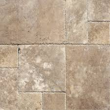 travertine versailles pattern tiles