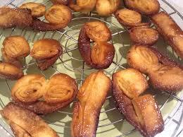 hervé cuisine pate a choux palmiers feuilletés au caramel d hervé cuisine le de la