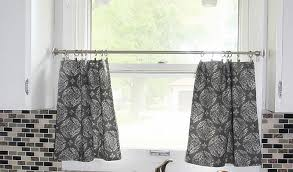 White French Country Kitchen Curtains by Curtains Satisfying White Ruffled Kitchen Curtains Mesmerize