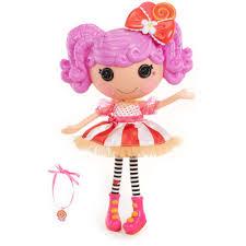 Lalaloopsy Bed Set by Mini Lalaloopsy Lala Oopsie Doll Princess Anise Walmart Com