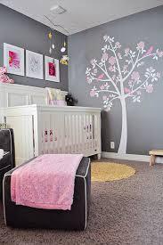 deco chambre bebe fille gris chambre grise et dé chambre grise gris