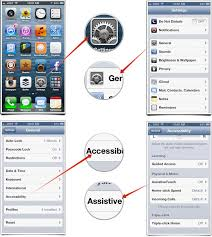 Home button not working on iPhone or iPad Add a virtual one with
