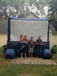 We Review The 5 Best Inflatable Movie Projector Screens Of 2017 Backyard Projector Screen Project Pictures With Capvating Bring The Movies To Your Space Living Outdoors Camp Chef Inch Portable Outdoor Movie Theater Photo How To Experience Home My New Screen For Backyard Projector 30 Hometheater Backyards Stupendous Screens For Goods Best 2017 Reviews And Buyers Guide Night Album On Imgur Camping Systems Amazoncom In A Box Dvd