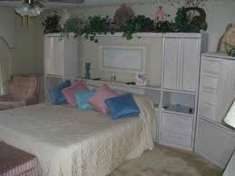 1980s Pastel Colored Furniture Outdated Bedroom Mesa Arizona Home