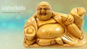 Laughing Buddha Wallpaper Free Download
