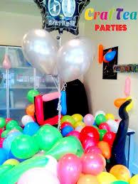 fice Birthday Balloon Surprise Idea