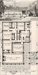 100 German Home Plans 1916 Low Profile California Modern Ideal S In Garden