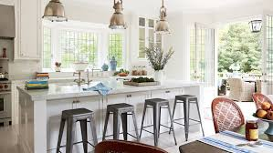This Montecito California Kitchen Has A Great Sense Of Symmetry And Order