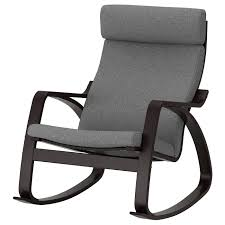 Rocking-chair POÄNG Black-brown, Lysed Grey Isla Wingback Rocking Chair Taupe Black Legs Safavieh Outdoor Living Vernon White Rar Eames Colby Avalanche Patio Faux Wood Rapson Amazoncom Adults For Heavy People Clips Monet Rattan Rocking Chair Base Pp Ginger