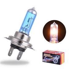 2 pcs car auto xenon halogen light bulb headlight l h7 12v 55w