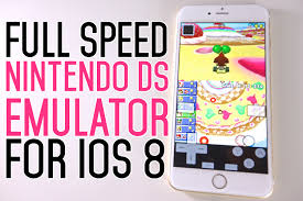 How To Install Full Speed Nintendo DS Emulator on iOS 8 nds4ios