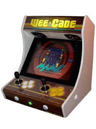 Arcade Cabinet Plans 32 Lcd by Project Mame U0026 Weecade Building A Mame Cabinet Bartop Or Fullsize