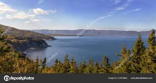 100 Stunning Views Panorama One Many Encountered Cabot Trail