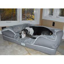 Extra Large Orthopedic Dog Bed by Best Dog Bed In October 2017 Dog Bed Reviews