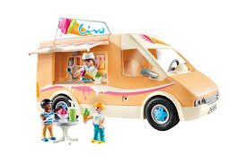 100 Ice Cream Truck Number Amazoncom PLAYMOBIL Toys Games