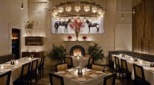 Breslin Bar And Dining Room Restaurant Week by Equestrian Themed Main Dining Room Globe Shades On Pendants