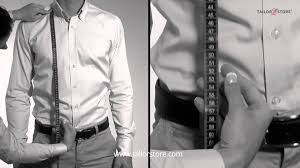 how to measure your shirt or piquet polo length measurement