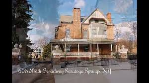100 Saratoga Houses 605 N Broadway Springs NY 1 Of 2