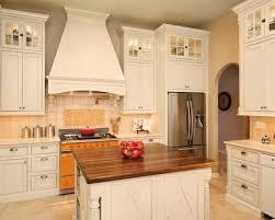 Hood Wood Kitchen Light Cabinets
