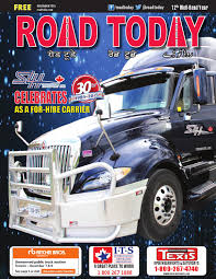 Road Today NOV 2015 By Road Today - Issuu Trucking Companies Home Fleet Cure Conway Rest Area I44 In Missouri Pt 1 More I40 Traffic Part 3 I5 California Maxwell 10 Salinas Companies Named Wrongful Death Lawsuit Pak Cargo Truck Driver Simulator Game Pk To Jk Amazing 3d Game 2015 Transportation Buyers Guide By Annexnewcom Lp Issuu Barstow 8