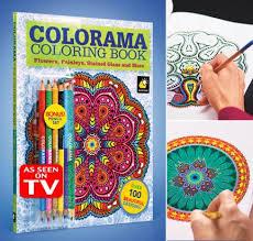 Colorama Coloring Book
