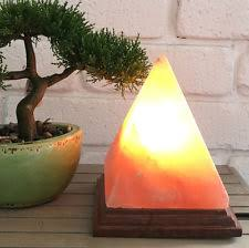 Pyramid Salt Lamp Ebay by Pyramid Salt Lamp Ebay