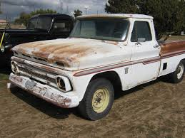 100 1964 Chevy Truck Project White Trash Has A Problem With Bees And Black Widow Spiders