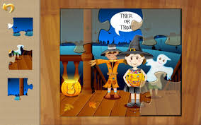 Childrens Halloween Books Online by Halloween Family Games Puzzle For Kids U0026 Toddlers Android Apps