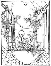 Free Coloring Pages For Adults Letscoloringpages Two Little Kids