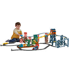Thomas And Friends Tidmouth Sheds Trackmaster by Thomas U0026 Friends Trackmaster Mad Dash On Sodor Playset Toys R Us