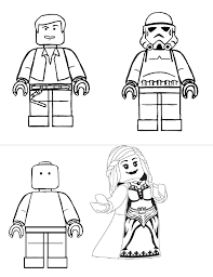 Lego Colouring Book Meljohnson You Should Use These For Your Boys