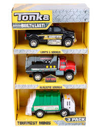 Tonka Toughest Minis 3 Pack - Assorted - Cars, Trucks & Remote Control Vintage 1960s Tonka Mini Trucks Bulldozer Fire Engine Cstruction Tonka Chuck And Friends Highway Fleet Toys Games Vehicles Helicopter Truck Includes Batteries On Sale At Asda A Review The Inspiration Edit Toughest Minis Rubbish Toy At Mighty Ape Nz 2016 Ford F750 Dump Brings Popular To Life My Friend Has An Almost Full Set Of Original Metal Trucks His Hobbydb Rowdy The Garbage 2 Green Lights Sounds Steel Classic What Redhead Said Power Movers Cement Mixer Kidstuff