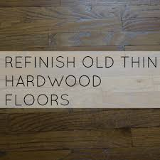 Varathane Renewal Floor Refinishing Kit by How To Refinish Old Thin Hardwood Floors Project Parade