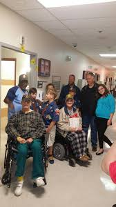 People Sleep Peaceably In Their Beds by 2015 Va Gift Bags U2013 For The Warriors Foundation