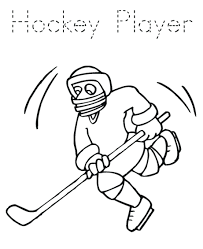 Hockey Coloring Pages Oilers Edmonton Player Of Sidney Crosby Large Size