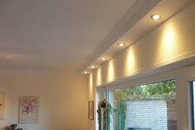 light profile for the installation of led spots bskl 290a pr