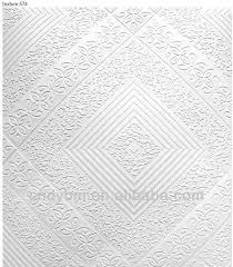 Vinyl Covered Sheetrock Ceiling Tiles by Vinyl Covered Gypsum Ceiling Tiles Factory Buy Vinyl Covered
