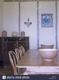 100 Large Dining Table With Chairs A Country Dining Room Dining Table With Large Bowl Wicker Chairs
