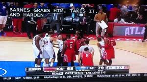 Matt Barnes And Blake Griffin Fights With James Harden!!! - YouTube Tyler Johnson Leads Heat Over Kings To Snap 6game Skid Boston Cavs Fan Relocated From Courtside Seat After Yelling At Matt Matt Barnes Fights Derek Fisher After He Finds Him At His House Barnes Mstarsnews Jason Terry Throws Steve Blake Down And Joins The No Apologies Vs Warriors Preview Ugh We Have Watch Play Says If He Was The One Who Kicked Lebron League Would Getting Acclimated Sfgate Demarcus Cousins Sued Alleged Vs Kobe Bryant Youtube