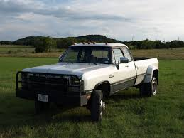 100 Dually Truck For Sale 1993 W350 4X4 Extended Cab