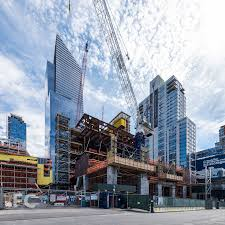 Culture Shed Hudson Yards by 15 Hudson Yards And The Shed U2014 Field Condition